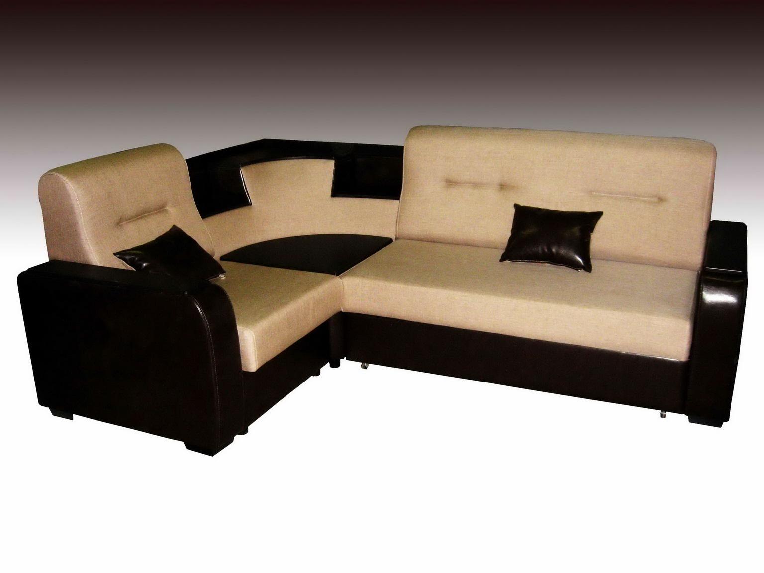 «Меджик» Угловой диван-кровать